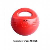 Super Dog Dog Toy Handled Ball Floating Pool Toy ACC1