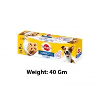 Pedigree Advanced Dentastix Small 40 Gm