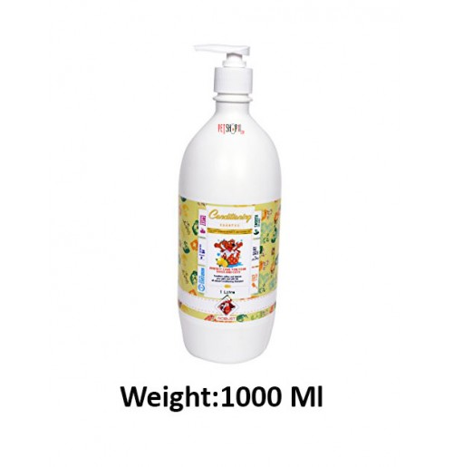 Robust Conditioning Pet Shampoo 1000 Ml