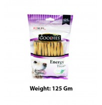 Goodies Energy Dog Treats Liver Sticks 125 Gm