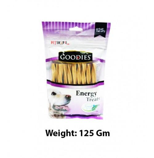 Goodies Energy Dog Treats Liver Sticks 125 Gm