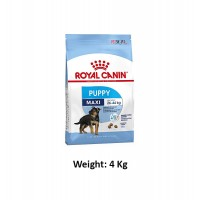 Royal Canin Maxi Puppy Food 4 Kg