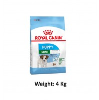 Royal Canin Mini Puppy Food 4 Kg