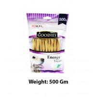 Goodies Energy Dog Treats Liver Sticks 500 Gm