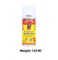 Robust Dog Deodorant Body Spray 150 Ml