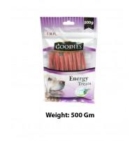 Goodies Energy Dog Treats Lamb Sticks 500 Gm