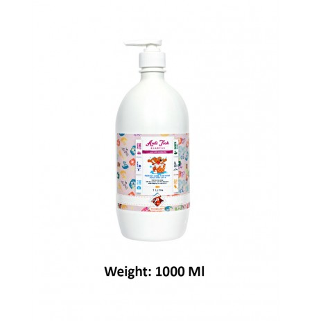 Robust Anti Tick Shampoo For Pets 1000 Ml