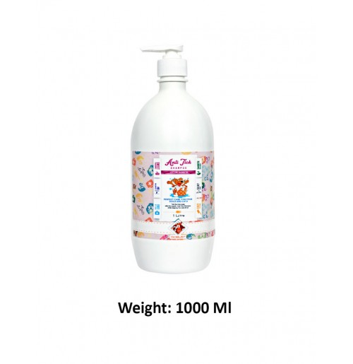 Robust Anti Tick Dog Shampoo 1000 Ml