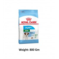 Royal Canin Mini Puppy Food 800 Gm