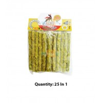 Super Dog Dog Treats Munches Stick Chicken 25 In 1