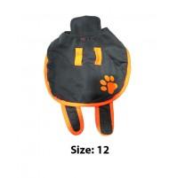 Super Dog Winter Coat Size 12