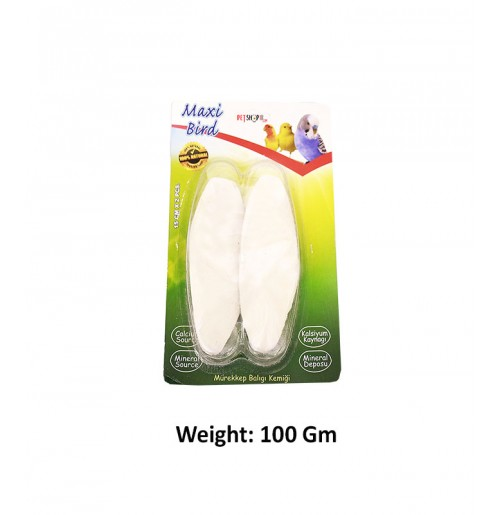 Maxi Bird Cuttle Fish Bone 2 In 1