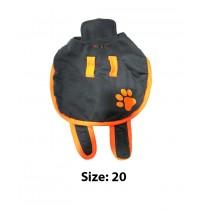 Super Dog Winter Dog Coat Size 20