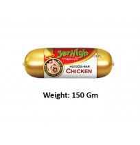 Jerhigh Hotdog Bar Chicken 150 Gm