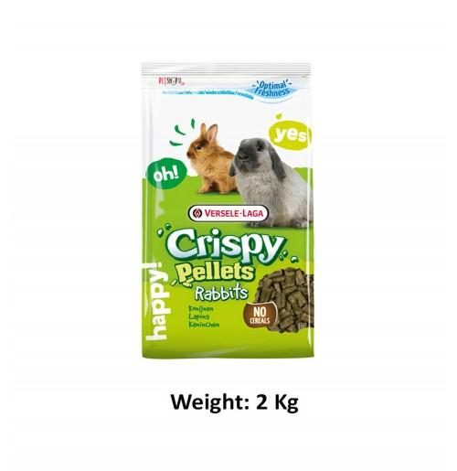 Versele Laga Crispy Pellets Rabbit Food 2 Kg