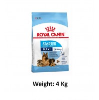 Royal Canin Maxi Starter Puppy Food 4 Kg