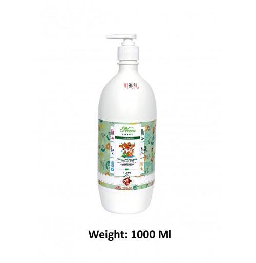 Robust Aloe Vera Neem Pet Shampoo 1000 Ml