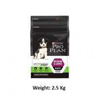 Purina Pro Plan Medium And Large Puppy Food 2.5 Kg