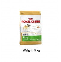 Royal Canin Adult Dog Food Pug 3 Kg