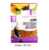 Zupreem Fruitblend Natural Fruit Flavour 907 Gm