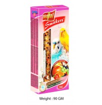 Vitapol Fruit Smakers Budgerigar Food 90 Gm