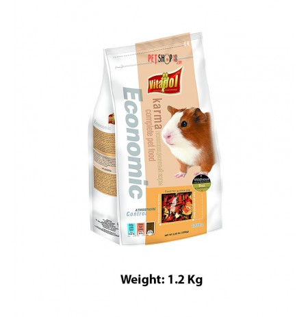 Vitapol Economic Guinea Pig Food 1.2 Kg