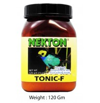 Nekton Tonic-F Fruit Eating Bird 120 Gm
