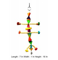 Multi Branch Wooden Beads Toy