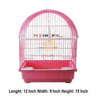 BIRD CAGE LIGHT PINK SMALL