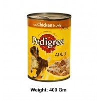 Pedigree Dog Treats Gravy Can 400gm