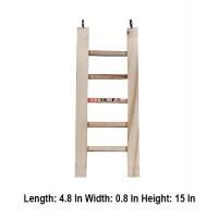 Petshop18 Bird Toys Ladder Large