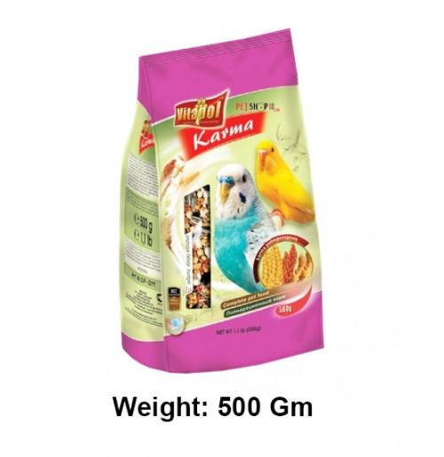 Vitapol Karma Budgie Food 500 Gm
