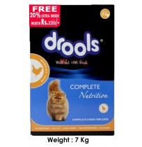 Complete Cat Food Nutrition Real Chicken 7 Kg