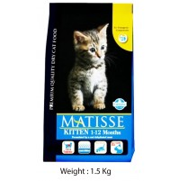 Farmina Matisse Kitten Food 1.5 Kg