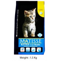 ND Matisse Kitten Food 1.5 Kg