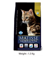 Farmina Matisse Cat Food Salmon And Tuna 1.5 Kg