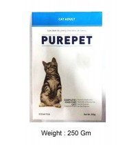 Purepet Ocean Fish Adult Cat Food 250 Gm