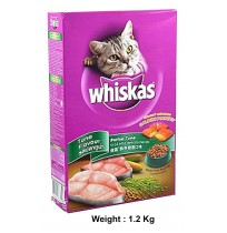 Whiskas Cat Food Tuna Flavour 1.2 Kg