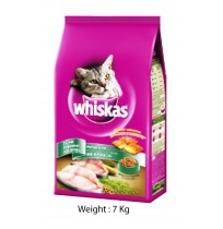 Whiskas Cat Food Tuna Flavour 7 Kg