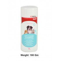 Bioline Dry Clean Shampoo For Pets 100 Gm