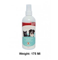 Bioline Tick And Flea Spray For Pets 175 Ml