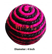 Sisal Colored Scratch Ball