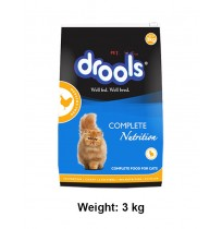 Complete Cat Food Nutrition Real Chicken 3kg