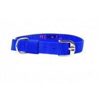 Super Dog Nylon Collar 0.5 Inch