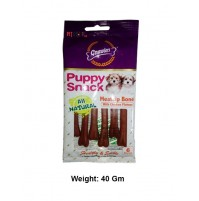 Gnawlers Dog Treats Puppy Snack Meatzip Bone 6 In 1 40 Gm