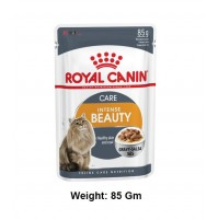 Royal Canin Cat Treat Gravy Intense Beauty 85 Gm