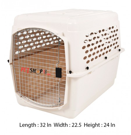 Petmate Vari Kennel Medium 32 In