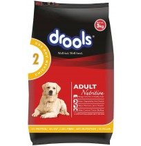 Drools Adult Dog Food Chicken And Egg 3 Kg