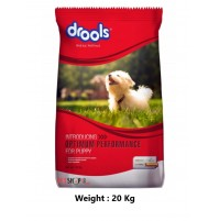 Drools Optimum Performance Puppy Food 20 Kg
