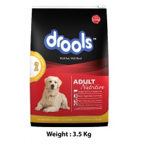 Drools Adult Chicken And Egg 3.5 Kg